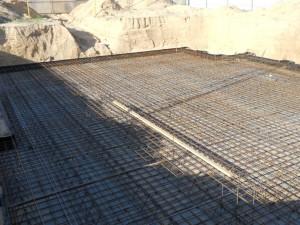 подготовка грунта под монолитную плиту