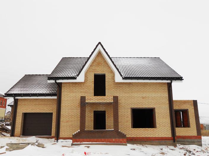 Деревянный дачный дом под ключ - Строительство домов