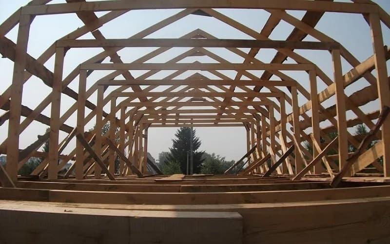 формы строительста мансарды