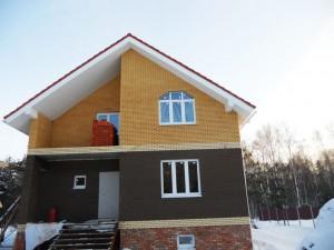 Строительство коттеджей под ключ. Нижний Новгород
