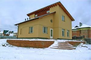 Строительство крыши домов