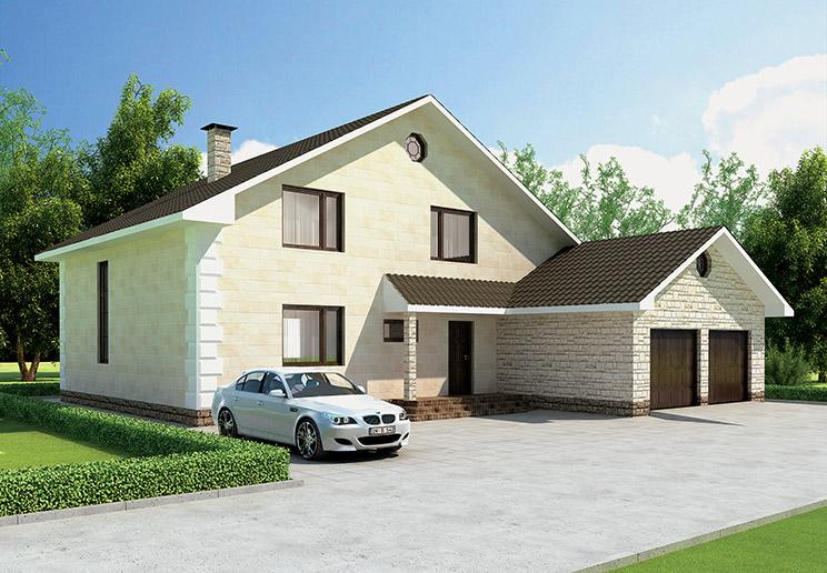 Проектирование и строительство домов в Нижнем Новгороде
