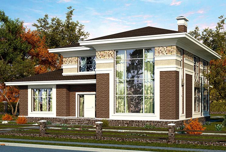 Дома и коттеджи строительство в Нижнем Новгороде