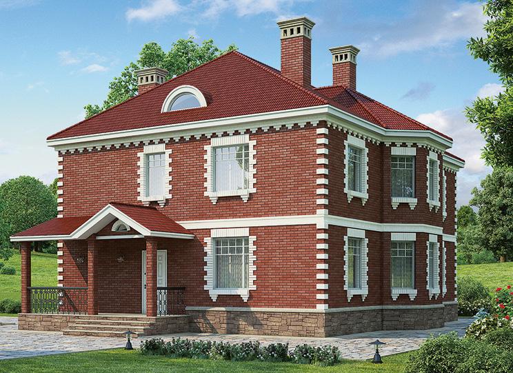 Построить кирпичный дом в Нижнем Новгороде