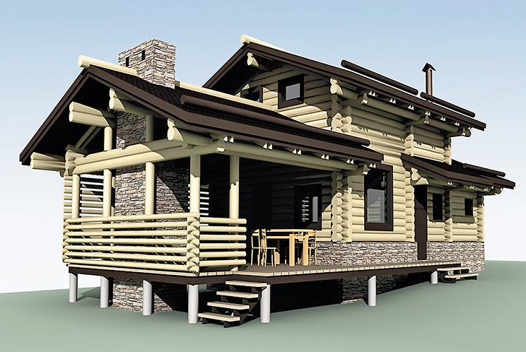 Строительство деревянных домов в Нижнем Новгороде