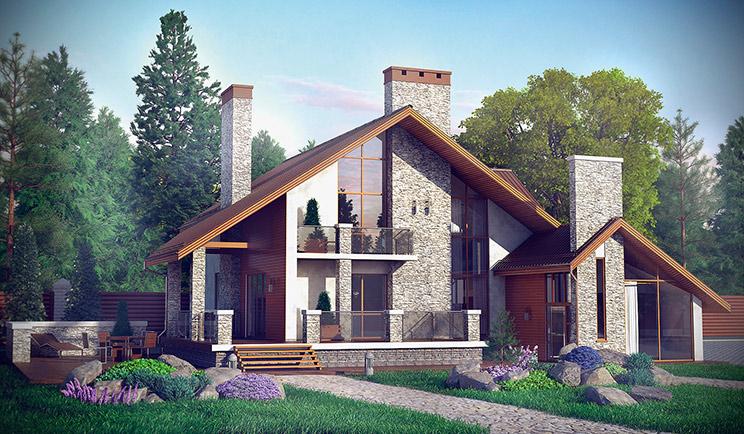 Строительство загородных домов в Нижнем Новгороде