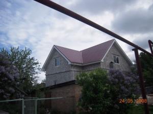 обустраиваем крышу металлочерепицей