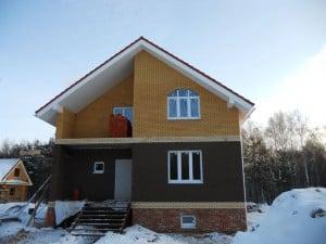 частное строительство дома